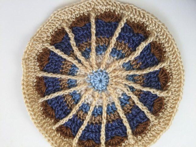 dawn ramsay crochet mandalas for marinke