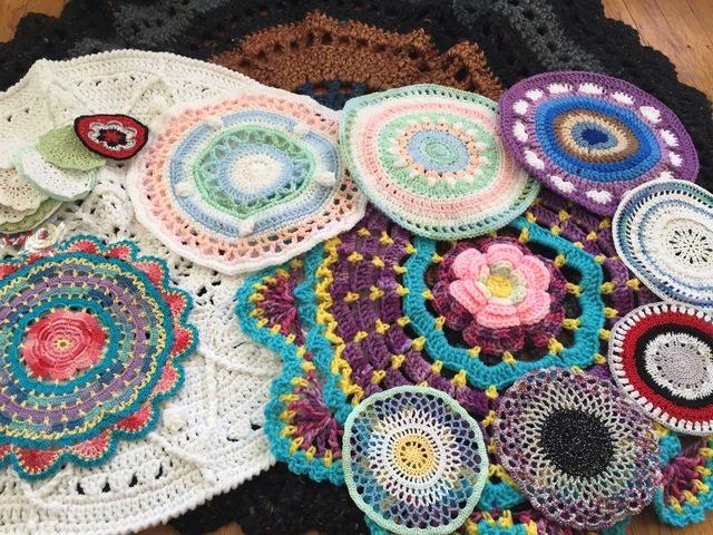 dianna crochet mandalasformarinke