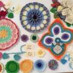 fran crochet mandalas for marinke package