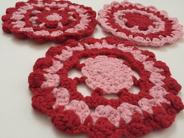 heathers crochet mandalas for marinke
