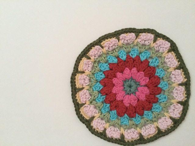jeanette crochet mandala