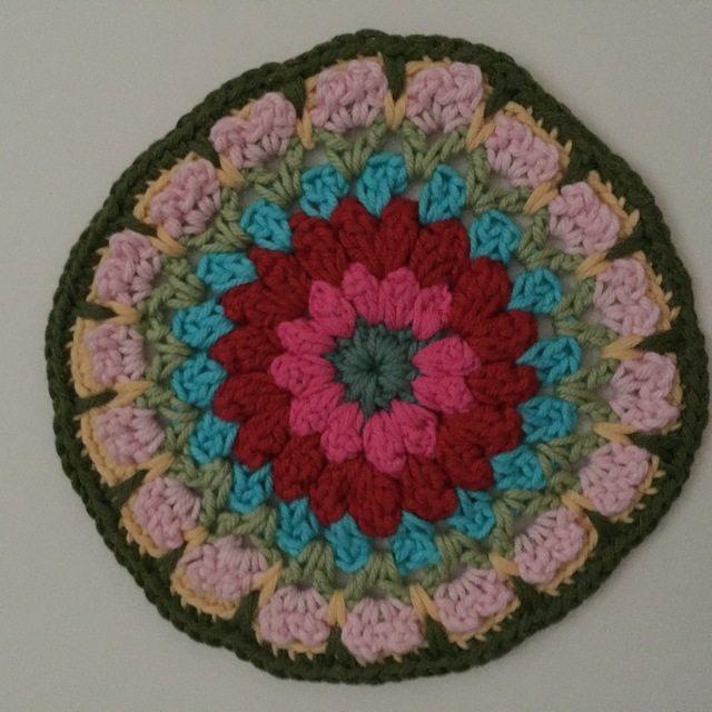 jeanette dunham crochet mandala