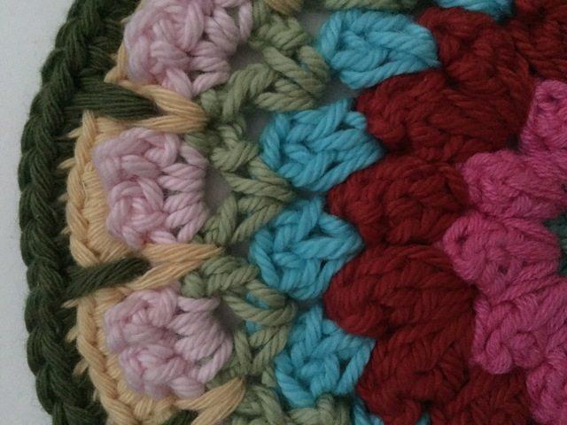 jeanettes crochet mandala