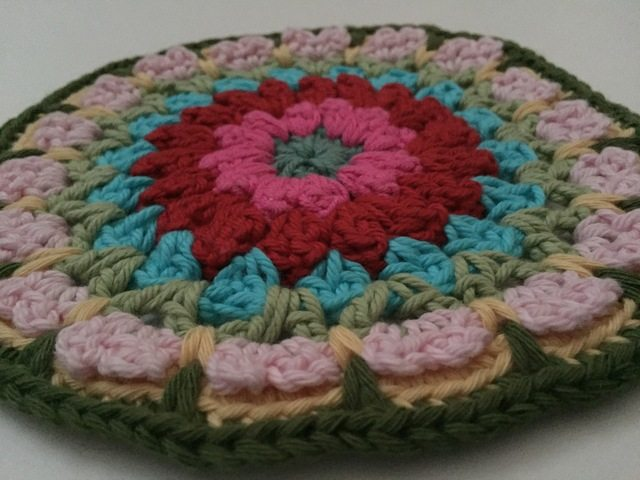 jeanettes crochet mandalasformarinke