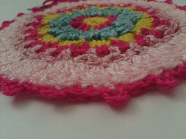 joanne crochet mandala for marinke