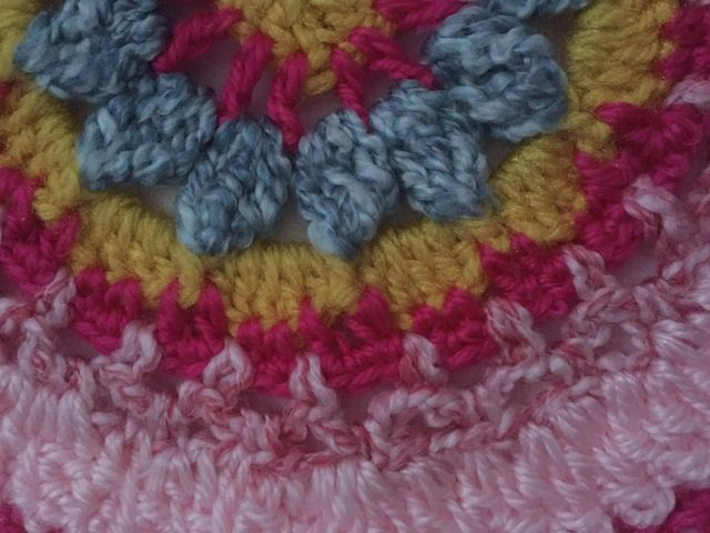 joanne crochet mandala for wink