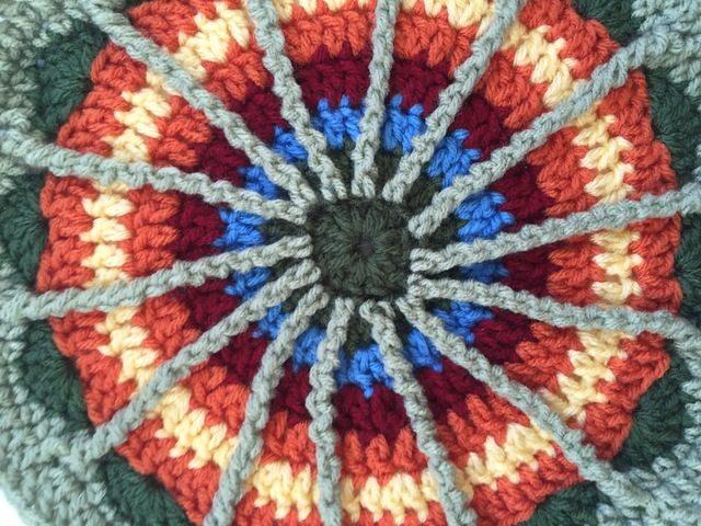 jody's crochet mandala