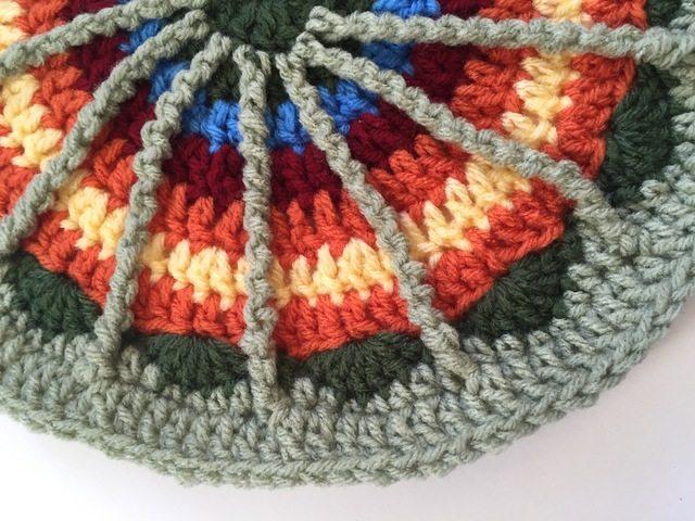 jody's crochet mandalas