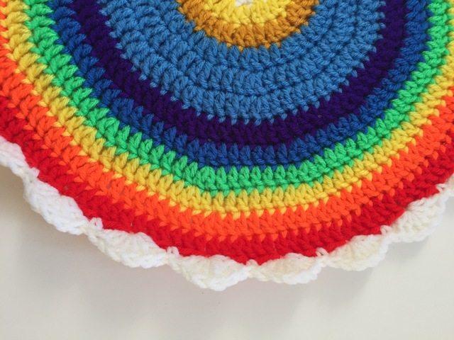 linda crochet mandala for sammy