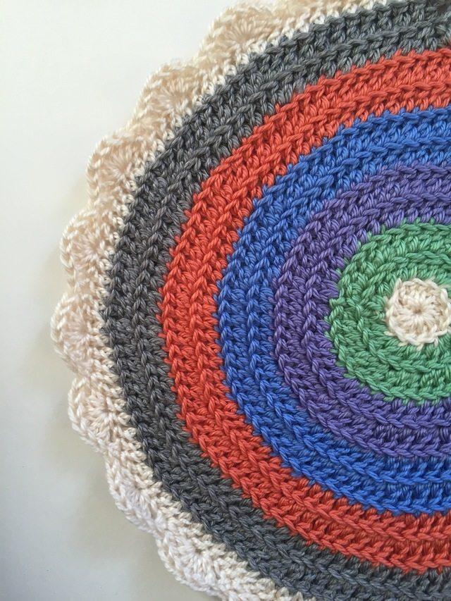 linda crochet mandala