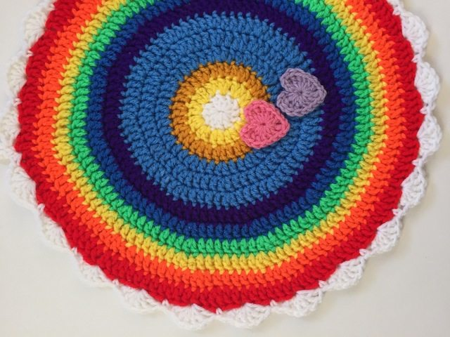 linda crochet mandalasformarinke