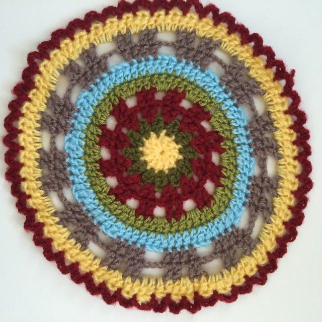 mandalasformarinke crochet by marcia