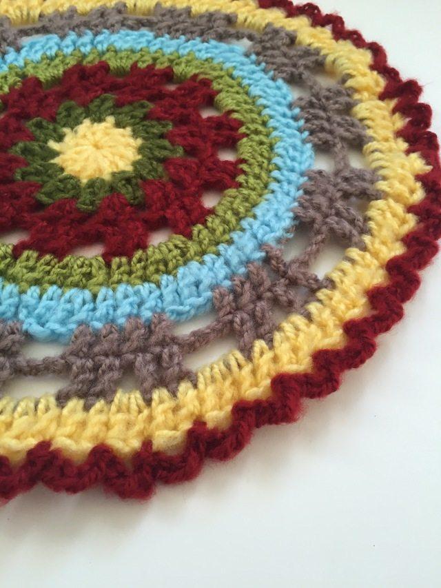 marcia crochet mandalasformarinke edge