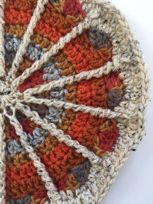 margaret spoke crochet mandala