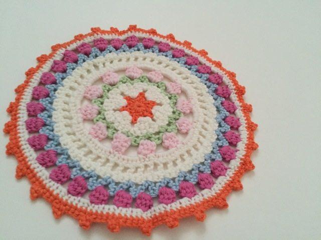 monique crochet mandalas for marinke