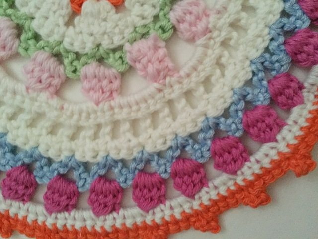 monique crochet mandalasformarinke detail
