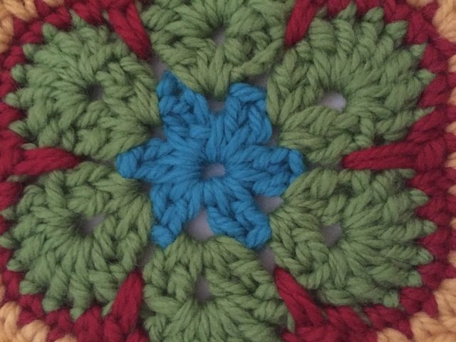 patty crochet mandalas for marinke