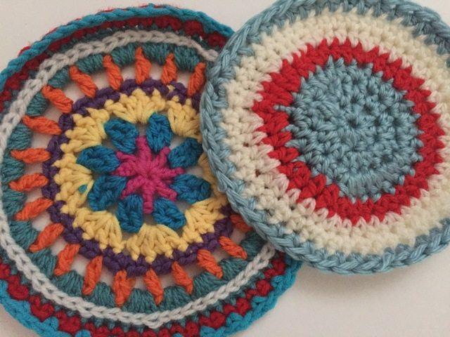 roxanne crochet mandalas