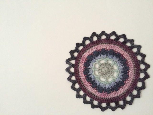 stephanie davies mandala crochet