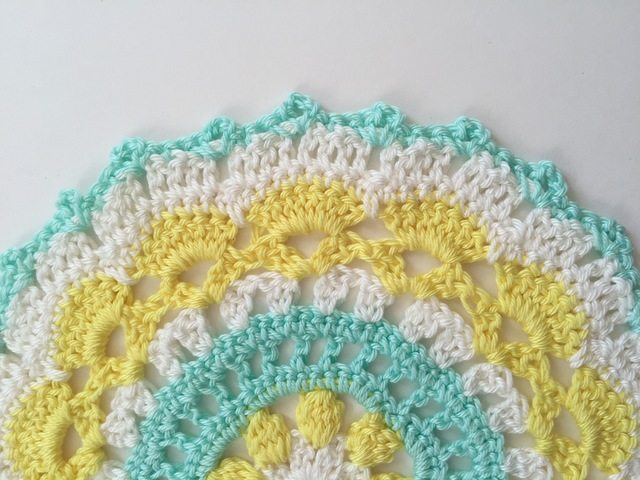 stephs crochet mandala