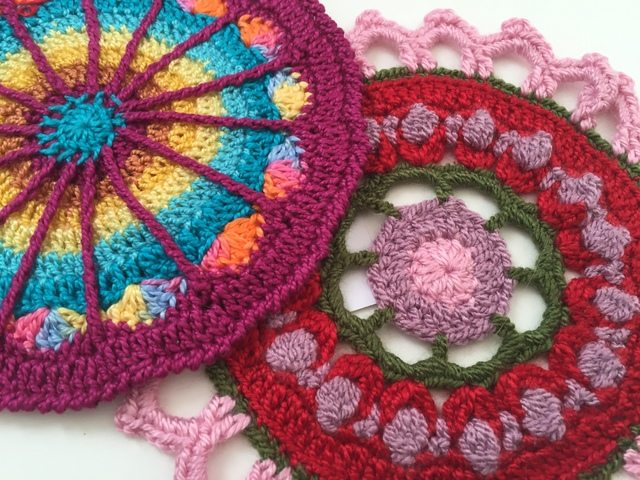 Ana Sudy's Crochet Mandalas for Marinke