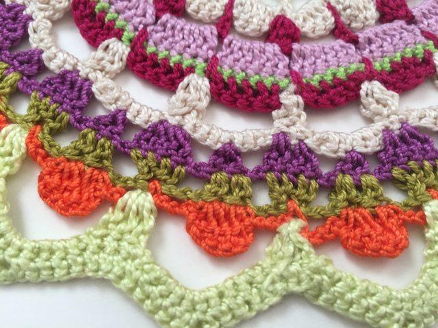 Susana Crochet Mandala