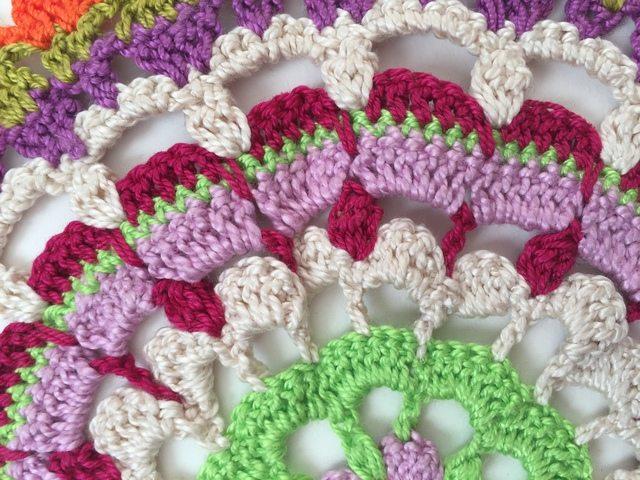 Susana Crochet MandalaForMarinke