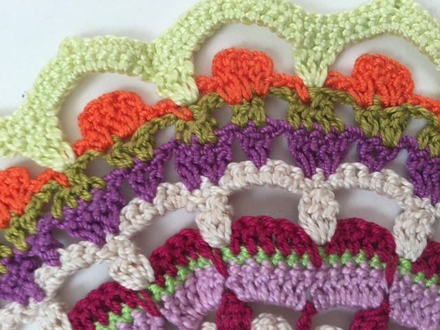 Susana's Crochet Mandala for Wink