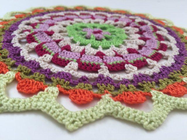 Susana's Crochet MandalasForMarinke