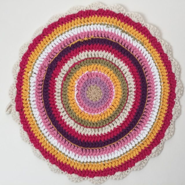 annelie spoke crochet mandala