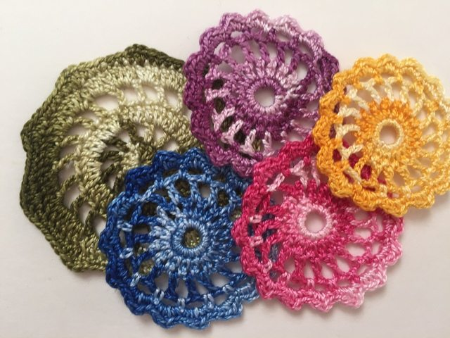 annelie thread crochet mandalas for marinke