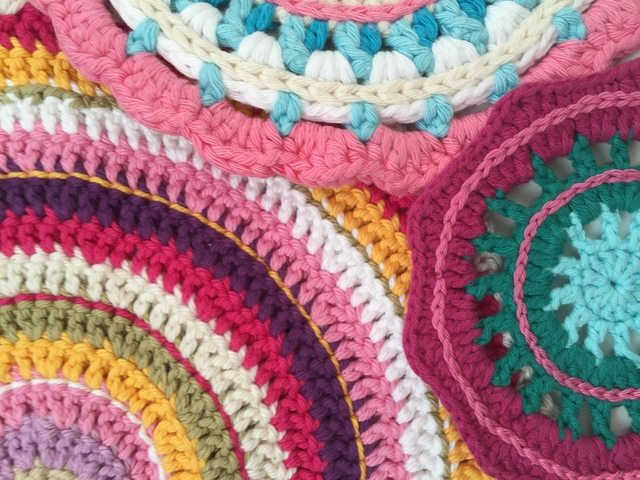 annelie yarn crochet mandalas for marinke
