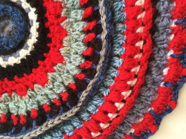 daniellajoe crochet mandala
