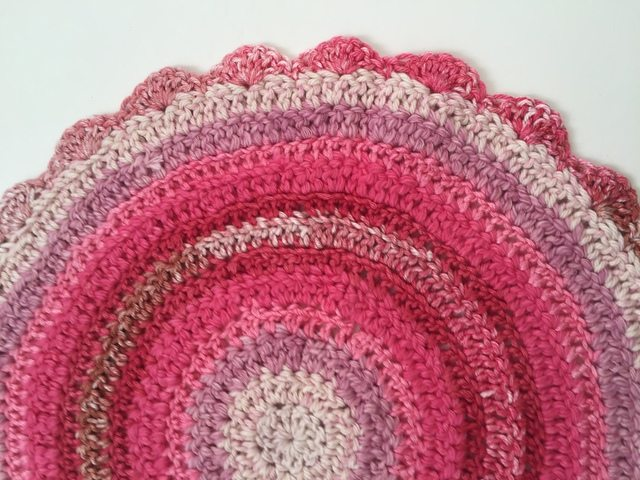 helene crochet mandala for wink