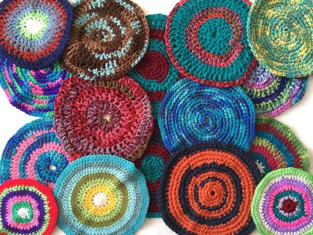 jenniesyarnshop crochet mandalasformarinke project