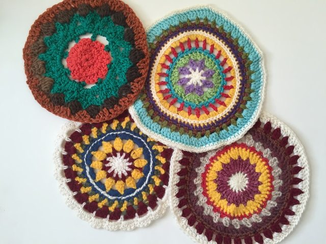 jenniesyarnshop crochet mandalasformarinke set