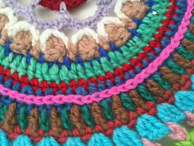 lhizz crochet mandalas for marinke surface