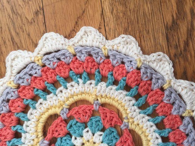 Charlisa Designs Crochet MandalasForMarinke