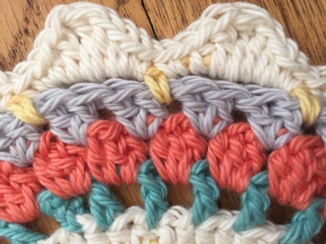 CharlisaDesigns Crochet Mandala