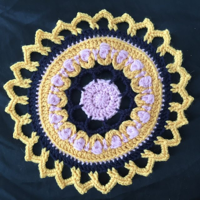 CrochetKitten Crochet Mandalas for Marinke