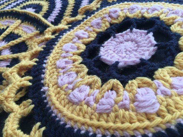 CrochetKitten Crochet MandalasforMarinke