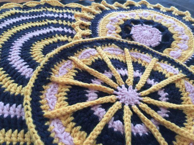 CrochetKitten's Crochet MandalasforMarinke
