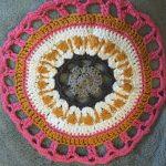 Felicia's Crochet Mandala
