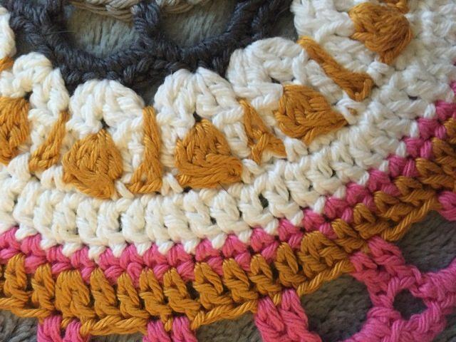 Felicia's Crochet Mandala for Marinke