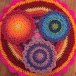 Gwynneth crochet mandalas for marinke