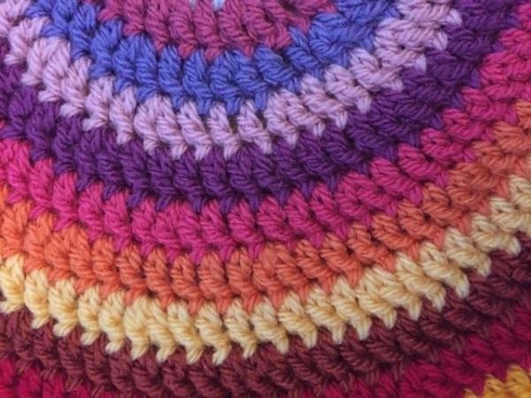 Gwynneth crochet mandalas for marinke - detail