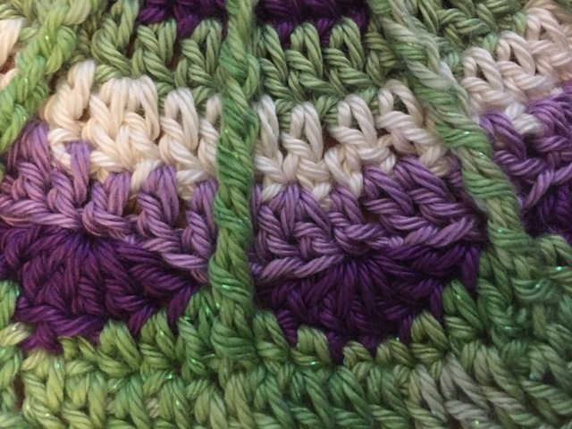 Hannah Crochet Mandala