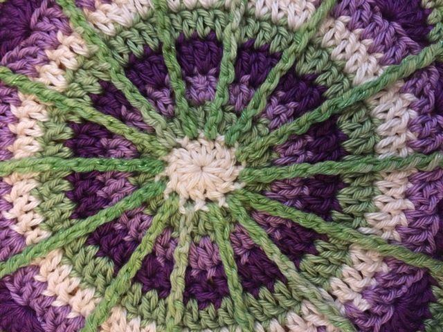 Hannah M's Crochet MandalaForMarinke