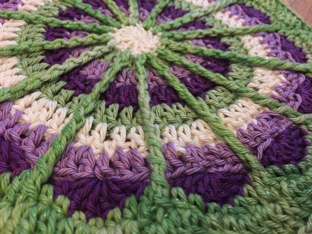 Hannah M's Crochet MandalasForMarinke