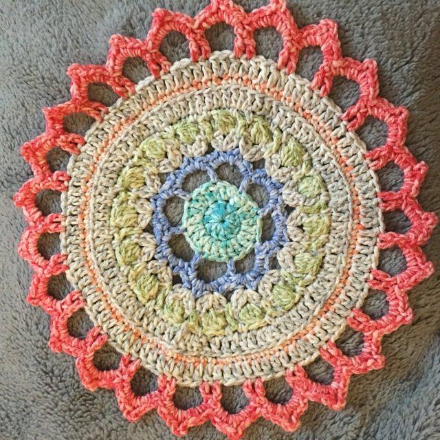 Jen's Crochet Mandala